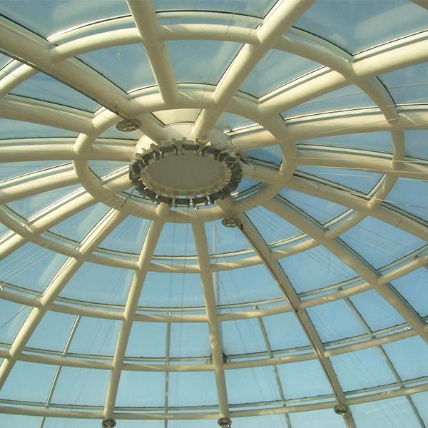 钢结构采光顶