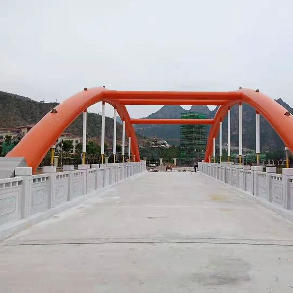 钢结构拱桥