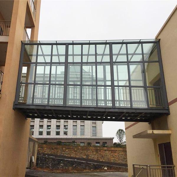 钢结构走廊